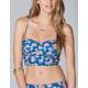BIKINI LAB Denim Darling Bikini Top
