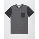 BILLABONG Zenith SS Men's Pocket Tee