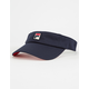FILA Microfiber Visor Hat