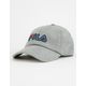 FILA Unstructured Strapback Hat