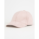 Microsuede Womens Dad Hat