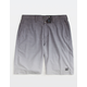 BILLABONG Crossfire X Fade Mens Hybrid Shorts