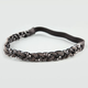 FULL TILT Braided Rhinestone Braid Headband