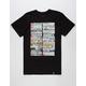 FAMOUS STARS & STRAPS Punk Tapes Mens T-Shirt