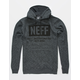 NEFF New World Mens Hoodie