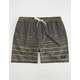 QUIKSILVER Swell Vision Mens Boardshorts