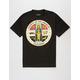 FAMOUS STARS & STRAPS Chuey Seal Mens T-Shirt