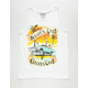 FAMOUS STARS & STRAPS Sun's Out Mens Tank