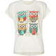 FULL TILT Owlways Love you Girls Hi Low Tee