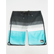 QUIKSILVER Caliber Scallop Mens Boardshorts