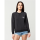 RHYTHM Mountains Womens Sweatshirt
