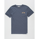 RHYTHM Ewart Mens Pocket Tee