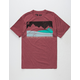 HIPPYTREE Boundary Mens T-Shirt