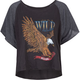 BILLABONG Wild Eyed Womens Oversized Tee