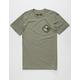 HIPPYTREE Landmass Mens T-Shirt