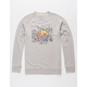 BURTON Ridge View Mens Sweatshirt