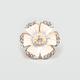 FULL TILT Epoxy Flower Ring