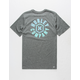 HURLEY Dri-FIT Walled Mens T-Shirt