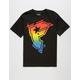 FAMOUS STARS & STRAPS Frenzy BOH Mens T-Shirt
