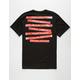 FAMOUS STARS & STRAPS Label Destroyer Mens T-Shirt