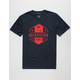 QUIKSILVER State 808 Mens T-Shirt
