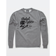 REBEL8 Roses & Daggers Mens Sweatshirt
