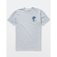 RVCA Bert Palm Mens T-Shirt