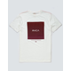 RVCA Gradient Square Mens T-Shirt