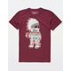 RIOT SOCIETY Native Party Bear Boys T-Shirt