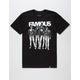 FAMOUS STARS & STRAPS Blitzkrieg Mens T-Shirt