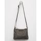 T-SHIRT & JEANS Mini Metal Crossbody Bag