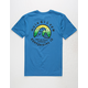 QUIKSILVER Faded Times Mens T-Shirt