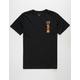 QUIKSILVER Temple Mens T-Shirt