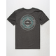QUIKSILVER Tribe Circle Mens T-Shirt