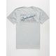QUIKSILVER Be Square Mens T-Shirt