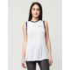 YOUNG & RECKLESS Simple Boulevard Womens Tank