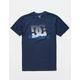 DC SHOES Wayback Star Mens T-Shirt
