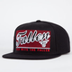 FALLEN Lockout Mens Snapback Hat