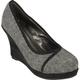 FULL TILT Herringbone Womens Shoes