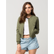 SEA GYPSIES Fly Womens Bomber Jacket