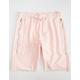 UNCLE RALPH Knit Mens Jogger Shorts