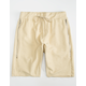 UNCLE RALPH Knit Mens Jogger Shorts