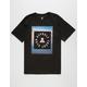 ASPHALT YACHT CLUB Purple Horizon Mens T-Shirt