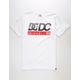 DC SHOES Legendz 94 Mens T-Shirt