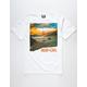 NOR CAL Golden Shore Mens T-Shirt