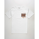 BOHNAM Sahara Mens Pocket Tee
