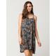 PATRONS OF PEACE Floral Slip Dress