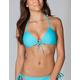 FULL TILT Solid Molded Cup Bikini Top