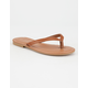FREE REIGN Basic Girls Thong Sandals