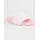 YOKIDS Faux Fur Girls Slide Sandals